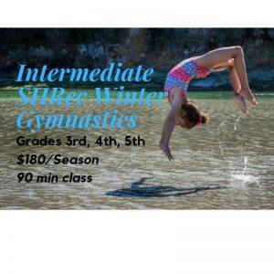 Intermediate SHRec Winter Gymnastics